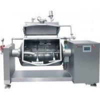Buy cheap Food Processing Machine Horizontal Vacuum Cooking Mixer from wholesalers