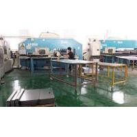 Buy cheap Metal Frames CNC Punching from wholesalers