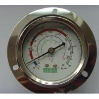 Buy cheap Refrigeration fittings Pressure gauge from wholesalers