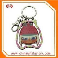 Buy cheap Wholesale Price Zinc Alloy Voodoo Doll Keychain from wholesalers