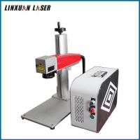 Buy cheap Large Scope Color Marking Hands Held Mopa Laser Marking Machine For Stainless steel PCB from wholesalers