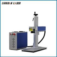 Buy cheap Hot Sale Low Price Plastic Seal Fiber Nylon Laser Marking Machines For Promotion Products from wholesalers