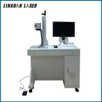 Buy cheap India IC Chips Control Card Mould Ultraviolet Laser Marking Machine Fiber Metal Engraving from wholesalers