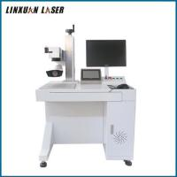 Buy cheap Serial Number Surgical Intruments Engraving Laser Mark Machine Drawing Etching 30W from wholesalers