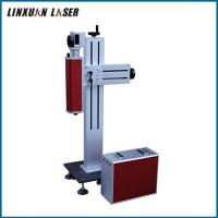 Buy cheap High Quality Enclosure Ring Watch Fiber Laser Marking Machine Used For Gold Silver from wholesalers