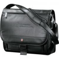 Buy cheap Executive Leather Compu-Saddle Bag from wholesalers