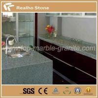 Buy cheap Competitive Price and Best Quality Gray Quartz Stone Kitchen Countertop with Laminated Edge from wholesalers