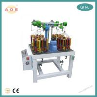high quality 8 Spindle High Speed Lace Braiding Machine Manufacturers