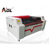 Wholesale Auto-Feeding Laser Polyester Fabric Cutting Machine/Flatbed Cutter from china suppliers