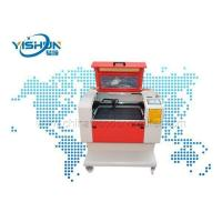 Buy cheap 6040 co2 destop laser engraving cutting machine for granite marble wood acrylic, crystal engraver from wholesalers