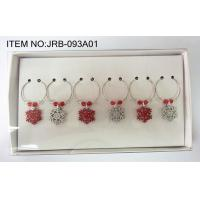 Buy cheap Wine charm JRB-093A01 from wholesalers
