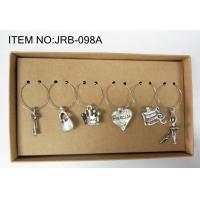 Buy cheap Wine charm JRB-098A from wholesalers