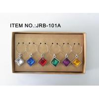 Buy cheap Wine charm JRB-101A from wholesalers
