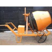 China Hand Operated Concrete Mixer Machine on sale