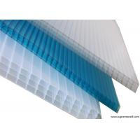 Buy cheap Four Wall Polycarbonate Sheet for Greenhouse from wholesalers