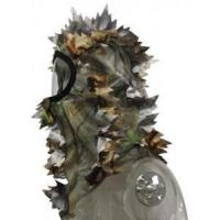 Hunting Clothing 3-D leafy headnet