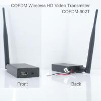 Buy cheap COFDM HD Wireless composite Video Transmitter 1080P CVBS SD 720P from wholesalers