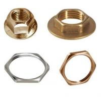 Wholesale Aluminium Components Brass Metric Lock Nuts from china suppliers