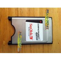 Buy cheap Flash memory CF card to PCMCIA PC card adapter from wholesalers
