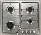 Buy cheap Stainless Steel Four Burners Gas Hobs from wholesalers