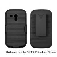 Buy cheap Combo holster Product  HWHC-SAM i8190 galaxy S3 mini from wholesalers