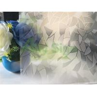 Buy cheap Decorative Static Cling Window Film from wholesalers