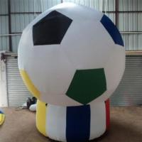 Buy cheap Inflatable Football Floor Lamp For Advertisement from wholesalers