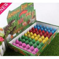 Buy cheap New design Water hatching Growing Dinosaur Egg from wholesalers