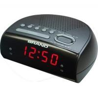 Buy cheap AM/FM PLL Radio 0.6ED Dual Alarm Clock with Battery Back-up from wholesalers
