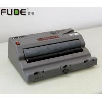 Buy cheap Electric Manual Spiral Coil Binding Machine from wholesalers
