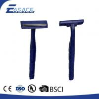 Wholesale AK-1022 Shaving Removable Twin Blade Luxury Shaving Razor For Hotel from china suppliers