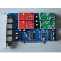 Wholesale Asterisk Card YD-TDM410P Asterisk card from china suppliers