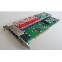 Wholesale Asterisk Card YD-TDM800/1200/1600P_B PCI asterisk card from china suppliers