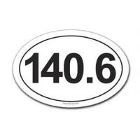 Buy cheap Bumper Stickers 140.6 Car Magnet - Oval from wholesalers