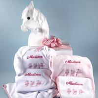 Buy cheap Personalized Baby Gifts Customized & Personalized Baby Girl Gift-Name & Motif Layette from wholesalers