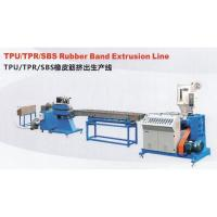 Profile production line TPU / TPR / SBS rubber band Manufactures