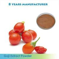 Wholesale Goji extract Black wolfberry Extract Anthocyanin 17%-25% from china suppliers