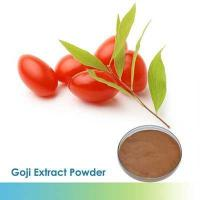 Buy cheap GMP factory Barbury Wolfberry fruit extract Polysaccharides 10%~50% gojiberry extract powder from wholesalers