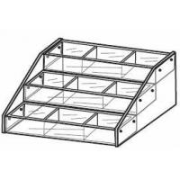 Wholesale Acrylic 3 Tray Tiered Bin Display from china suppliers