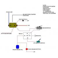 Buy cheap 12v Starter Relay Wiring Diagram from wholesalers