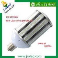Buy cheap LED Solar Wall Light E40 LED corn light 65W with UL from wholesalers