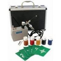 Wholesale COMP MINI AIR - BATTERY - A138 AIRBRUSH+5 X PAINTX 6 STENCILS Air & Pneumatic Tools from china suppliers