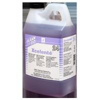 Chemicals and Janitorial CLN ON THE GO XCELENTE 4/2LITER