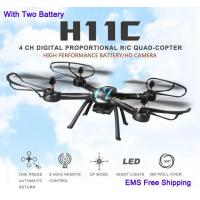 Buy cheap New UAV JJRC H11C With 2.0MP HD Camera Kvadrokopter RC Quadrocopter Camera Remot from wholesalers