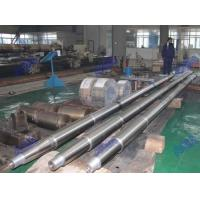 Buy cheap 316L 304 Stainless Steel/Forged Marine Propeller Shaft from wholesalers