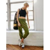 Buy cheap Women Dance Exercise Pants Lady Modal Soft Trousers High Waist Breathable Thin Pant Loose Trousers from wholesalers