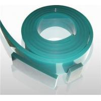 Polyurethane Screen Printing Rubber Squeegee Scaper Blade