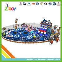 Buy cheap indoor playground Kids Plastic Toy Ocean Themed Indoor Playground Equipment for Home from wholesalers