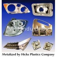 Wholesale Molded Plastic Components Metalizing Service from china suppliers