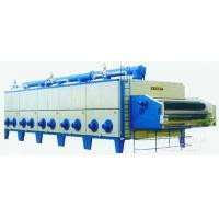 China Textile Double Layer Loose Type Babric Dryer Machines on sale